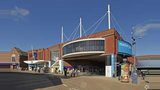 Primary Photo of Market Gates Shopping Centre