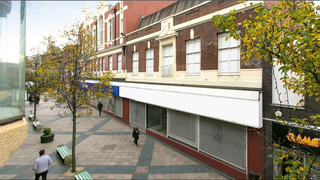 Primary Photo of Prime Retail Unit - Sankey Street