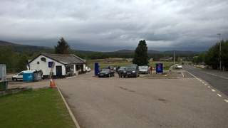 Primary Photo of Dalwhinnie Filling Station