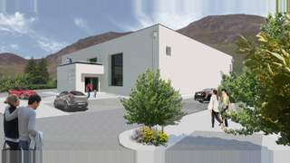 Primary Photo of Achtercairn | Café Development