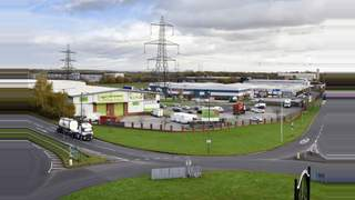Primary Photo of Lea Green Business Park | Yard Area
