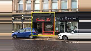 Visit the '80 High Street | Nairn' mini site
