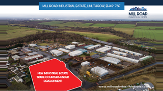 Primary Photo of    Mill Road Industrial Estate Linlithgow EH49 7SF