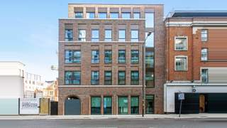 Primary Photo of Grade A Offices in Spitalfields