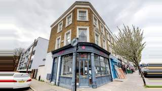 Primary Photo of 327 Caledonian Road, N1