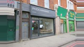 Primary Photo of Restaurant on Kingsland Road to Let