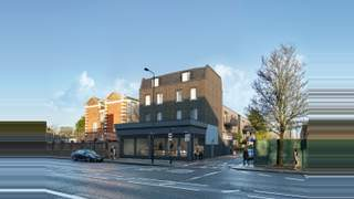 Primary Photo of 539-541 Commercial Road, E1