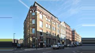 Primary Photo of Media Style Offices in Spitalfields