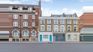 Primary Photo of 162 King's Cross Road, London WC1