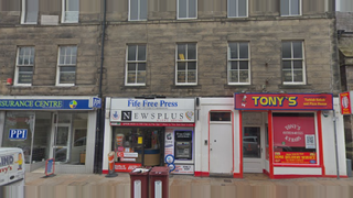 Primary Photo of  55  High Street Kirkcaldy KY1 1LL