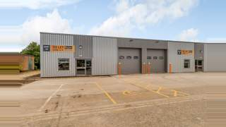 Coningsby Business Park  Unit 19/20 picture No. 1