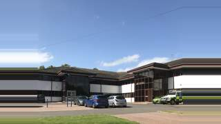 Primary Photo of Unit A + B, Technology Park, Gateway East, Gemini Crescent Dundee DD2 1TY