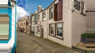 Primary Photo of Hole In The Wall Street, Caernarfon, North Wales