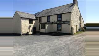 Primary Photo of The Sportsmans Arms, Four Lanes, Redruth