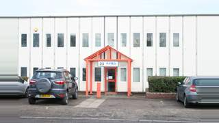 Primary Photo of Unit 23, Maxwell Road, Peterborough, Cambridgeshire, PE2 7JD