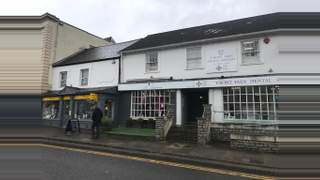 Primary Photo of Lock-up Retail/Business Unit, 64A Eastgate, Cowbridge, Vale of Glamorgan, CF71 7AB