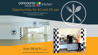 Primary Photo of Concourse Kitchen Units, Concourse Shopping Centre, Skelmersdale, Lancashire, WN8 6LN