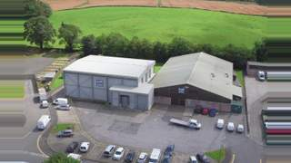 Primary Photo of Food Factory & Cold Store, Holmpark Industrial Estate, Newton Stewart - DG8 6AW