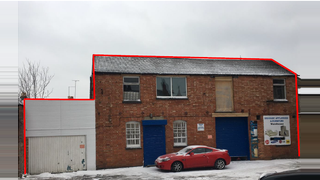 Primary Photo of Store/Workshop Rear Of 69 Kettering Road Northampton NN1 4AW