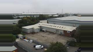 Primary Photo of Gateway Crescent - Unit 12, Oldham Broadway Business Park, Chadderton, Oldham, OL9 9XB
