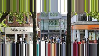 Primary Photo of 54 Bishopgate Walk, The Ridings Shopping Centre, Wakefield, WF1 1YB