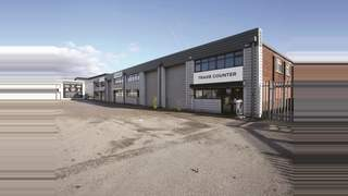 Primary Photo of Unit 4 Guinness Industrial Estate Guiness Road Trafford Park Manchester Greater Manchester M17 1SD