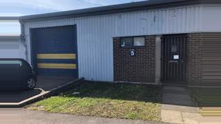 Primary Photo of Unit 5, Hoyland Industrial Estate, Sheffield