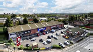 Primary Photo of Unit 3 Sprotborough Retail Park, DONCASTER