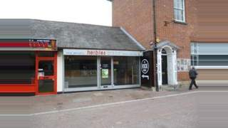 Primary Photo of 39 London Street, Andover, SP10 2NU