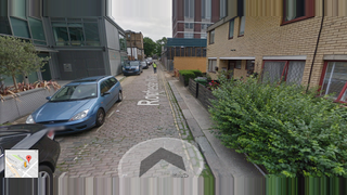 Primary Photo of 16 Rochester Mews, London NW1 9JB