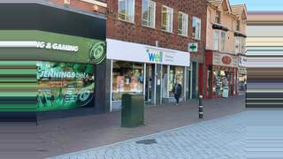 Primary Photo of Bank Chambers, 57-59 Market Pl, Cannock WS11 1BP