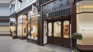 Primary Photo of Creative Quarter, Morgan Arcade, The Hayes, Cardiff, CF10 1AF