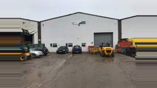 Primary Photo of Unit 6 And Yard, Grace Road West, Greenwood Buildings, Marsh Barton, Exeter, EX2 8PU