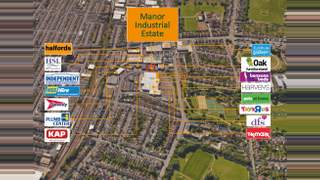 Primary Photo of Manor Industrial Estate, Units 1-3, Newtown Road, Hove, East Sussex, BN3 7BA