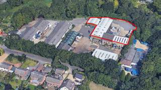 Primary Photo of Cogdean Elms Industrial Estate, Higher Merley Lane, Wimborne, BH21 3EG