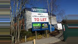 Primary Photo of Wokingham Commercial Centre, Molly Millars Lane, Wokingham RG41 2RF