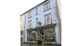 Primary Photo of 25 King Street, Carmarthen Carmarthen, SA31 1BS