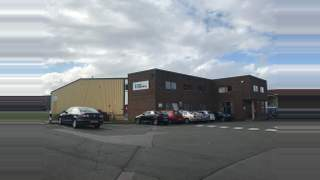 Primary Photo of Goodridge Business Park, Goodridge Ave, Gloucester GL2 5EB