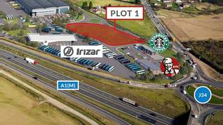 Primary Photo of Roadside Plot At Symmetry Park, J34 A1(M), Doncaster S81 8HH