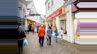 Primary Photo of Unit 12, Merlins Walk Shopping Centre, Carmarthen, SA31 3BN