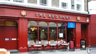 Primary Photo of Red Fort, 77 Dean Street, London, W1D 3SH