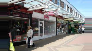 Primary Photo of Unit 1 The Priory Shopping Centre, Worksop, S80 1JR