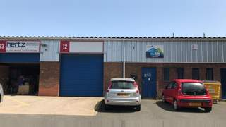 Primary Photo of Unit 14, Peel Mills Industrial Estate, Chamberhall St, Bury BL9 0LU
