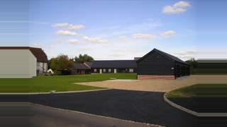 Primary Photo of Upton End Farm Business Park, Meppershall Road, Shillington, Hitchin