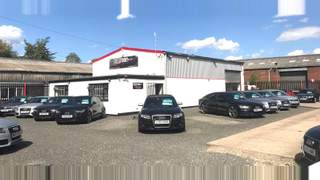 Primary Photo of Plot 4, Hoylake Road, South Park Industrial Estate, Scunthorpe, North Lincolnshire DN17 2AZ