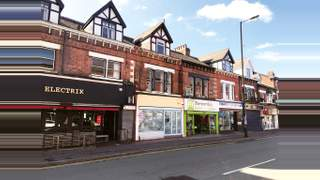Primary Photo of Retail unit with ancillary offices, 561 Wilbraham Road, Chorlton Cum Hardy, Manchester M21 0AE