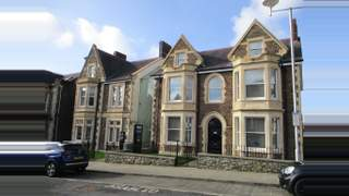 Primary Photo of Fully Serviced Office Suite 8, 5-7 Court Road, Bridgend, CF31 1BE