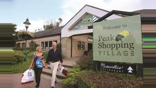 Primary Photo of Unit 24 Peak Shopping Village, Rowsley, Nr Matlock, Derbyshire, DE4 2JE