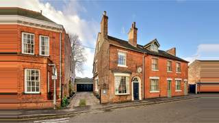 Primary Photo of Clockmakers House B & B, 8 Lower Church Street, Ashby-de-la-Zouch, Leicestershire