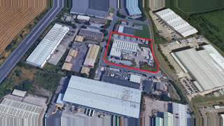 Primary Photo of Rosedale House, Braithwell Way, Hellaby Industrial Estate, Rotherham, S66 8QB
